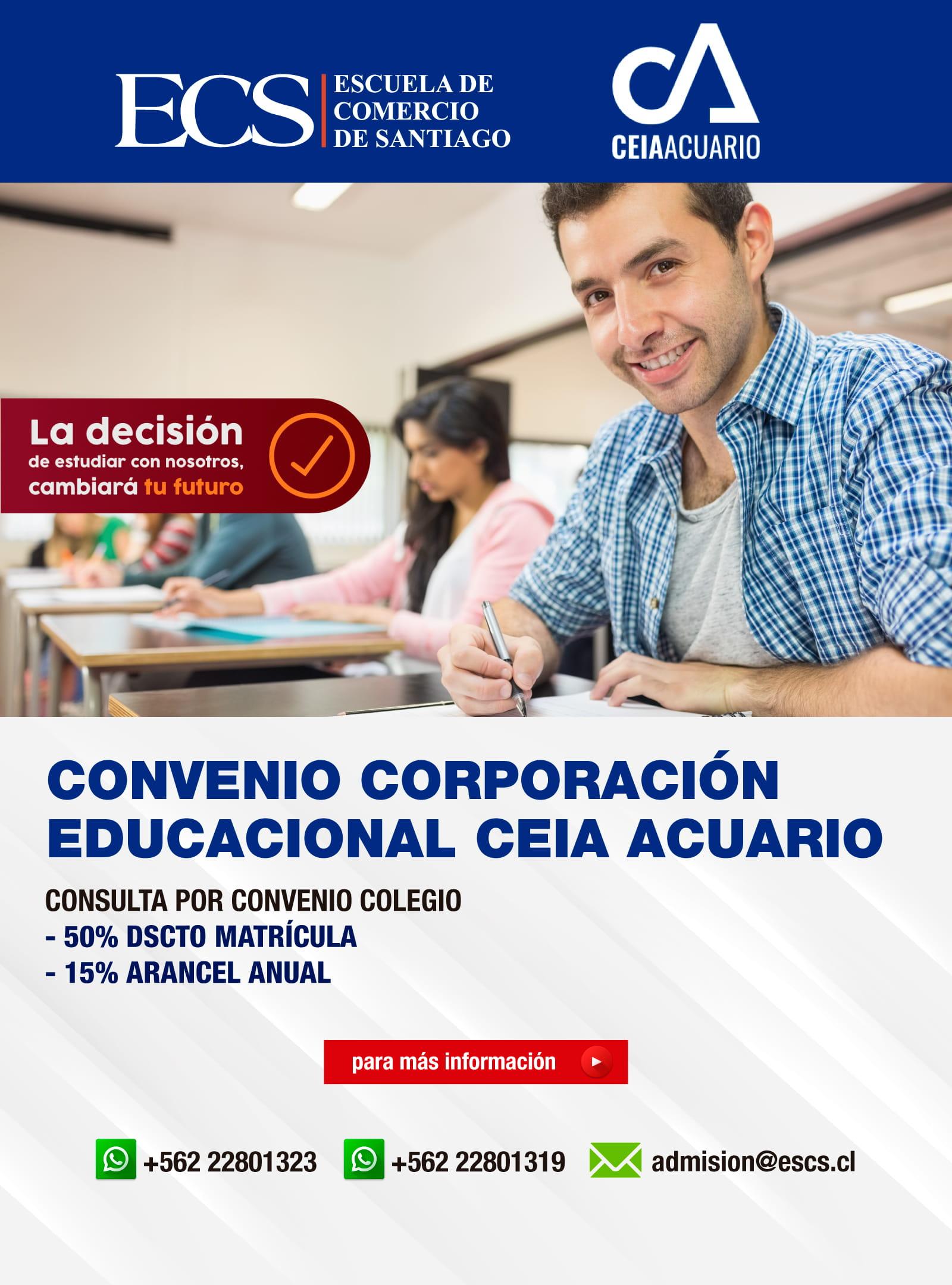 Escuela de Comercio - IP Online