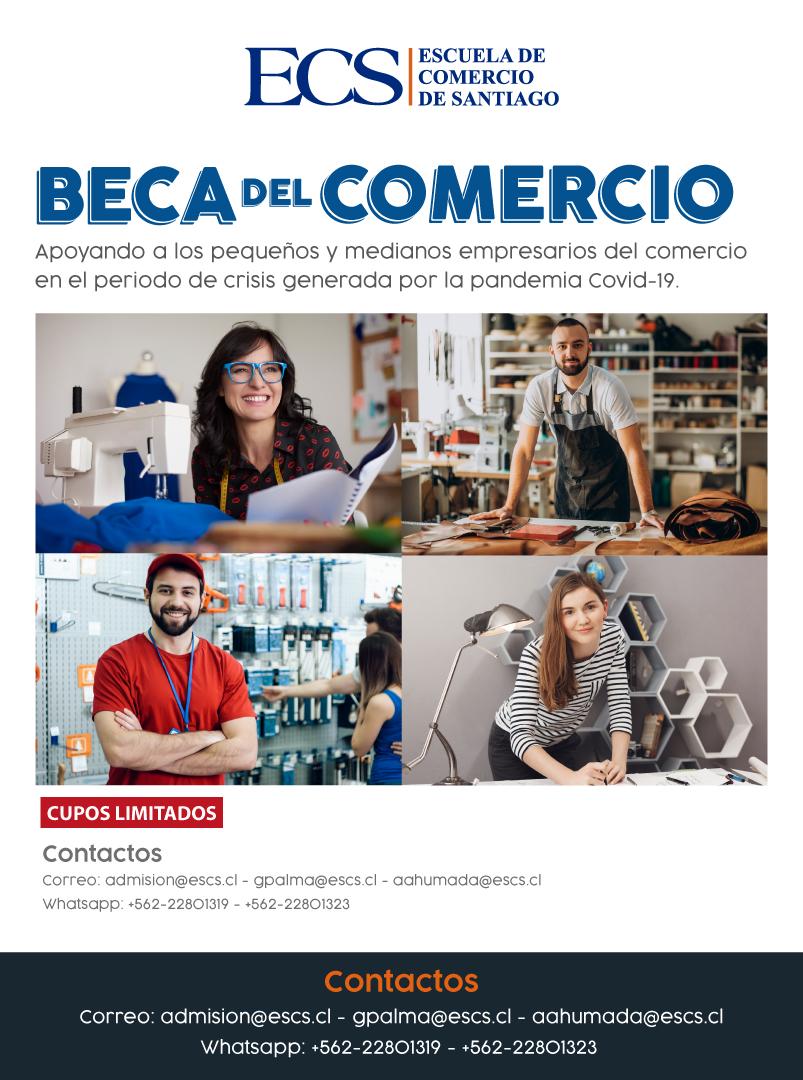 Escuela de Comercio - Continuidad Estudios Presencial